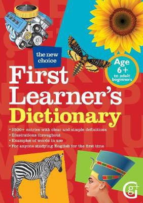 Picture of FIRST LEARNER'S DICTIONARY