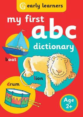 Picture of My First ABC Dictionary