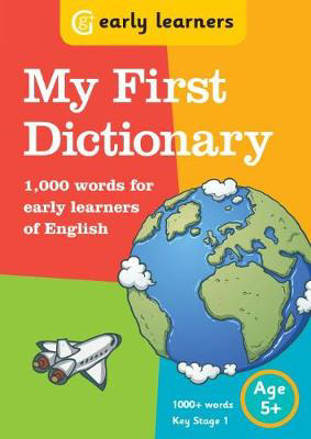 Picture of My First Dictionary: 1,000 words for early learners of English