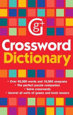 Picture of Crossword Dictionary: Over 45,000 words and 10,000 anagrams