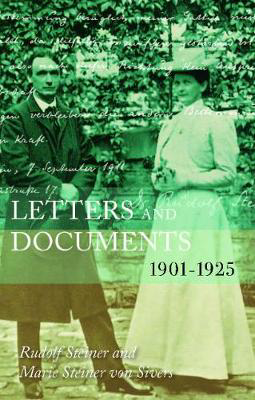 Picture of Letters and Documents: 1901-1925