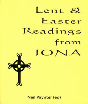 Picture of Lent and Easter Readings from Iona