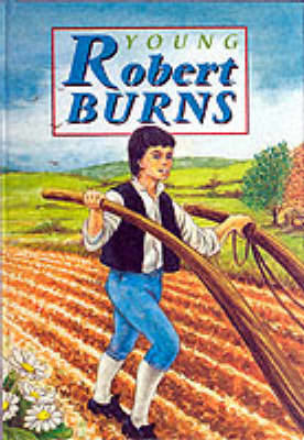 Picture of Young Robert Burns