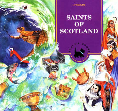 Picture of Saints of Scotland: Activity Book
