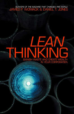 Picture of Lean Thinking: Banish Waste And Create Wealth In Your Corporation