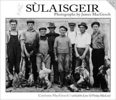 Picture of Sulaisgeir: Photographs by James MacGeoch