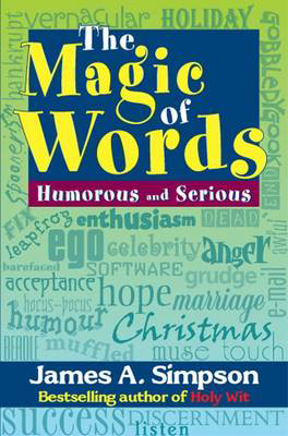 Picture of The magic of words: Humorous and serious