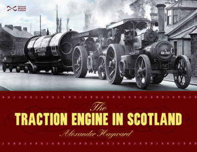 Picture of The Traction Engine in Scotland