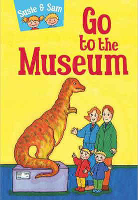 Picture of Susie and Sam Go to the Museum