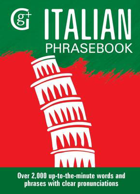 Picture of Italian Phrasebook: Over 2000 Up-to-the-Minute Words and Phrases with Clear Pronunciations