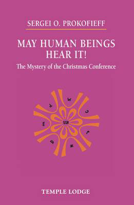 Picture of May Human Beings Hear It!: The Mystery of the Christmas Conference