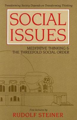 Picture of Social Issues: Meditative Thinking and the Threefold Social Order