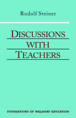 Picture of Discussions with Teachers