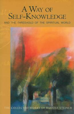 Picture of A Way of Self-Knowledge: And The Threshold of the Spiritual World