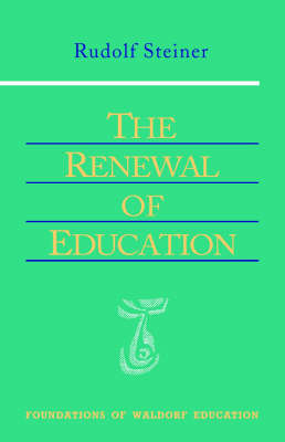 Picture of Renewal of Education