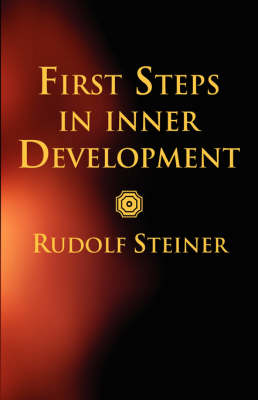 Picture of First Steps in Inner Development