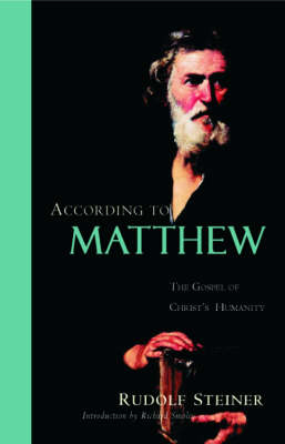 Picture of According to Matthew: The Gospel of Christ's Humanity