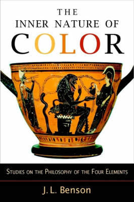 Picture of The Inner Nature of Color: Studies on the Philosophy of the Four Elements