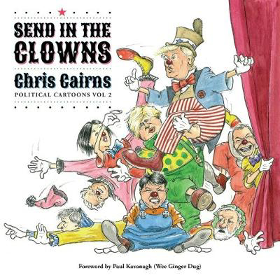 Picture of Send in the Clowns: Political Cartoons Vol 2