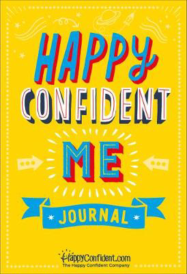 Picture of Happy Confident Me Journal: A daily journal to develop gratitude, confidence and emotional intelligence