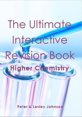 Picture of The Ultimate Interactive Revision Book Higher Chemistry