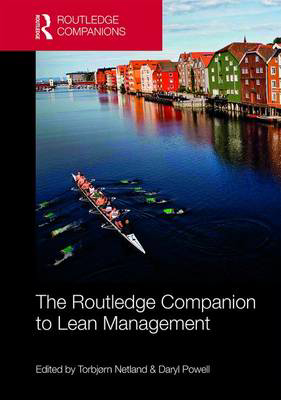 Picture of The Routledge Companion to Lean Management