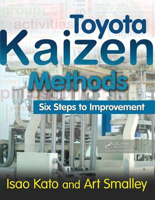 Picture of Toyota Kaizen Methods: Six Steps to Improvement