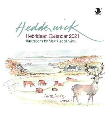 Picture of Hebridean Calendar 2021