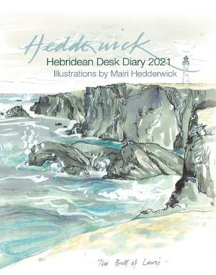 Picture of Hebridean Desk Diary 2021