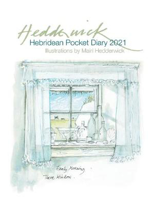 Picture of Hebridean Pocket Diary 2021
