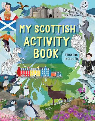 Picture of My Scottish Activity Book