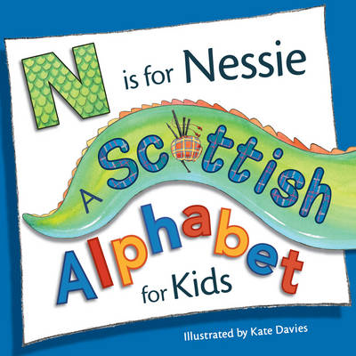 Picture of N is for Nessie: A Scottish Alphabet for Kids