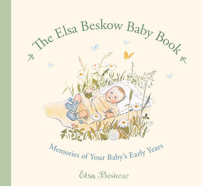 Picture of The Elsa Beskow Baby Book: Memories of Your Baby's Early Years
