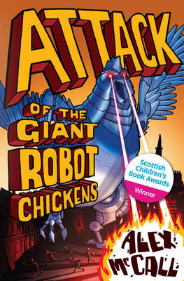 Picture of Attack of the Giant Robot Chickens