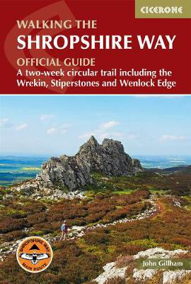 Picture of Walking the Shropshire Way: A two-week circular trail including the Wrekin, Stiperstones and Wenlock Edge