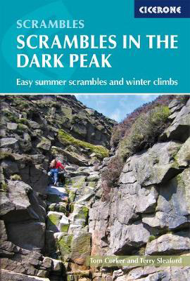 Picture of Scrambles in the Dark Peak: Easy summer scrambles and winter climbs