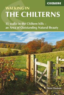 Picture of Walking in the Chilterns: 35 walks in the Chiltern hills - an Area of Outstanding Natural Beauty