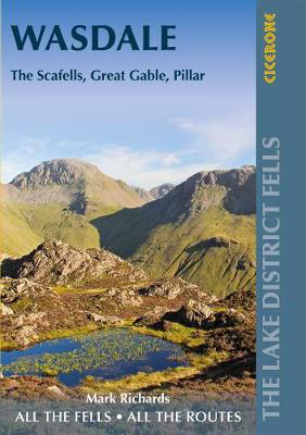 Picture of Walking the Lake District Fells - Wasdale: The Scafells, Great Gable, Pillar