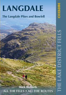 Picture of Walking the Lake District Fells - Langdale: The Langdale Pikes and Bowfell