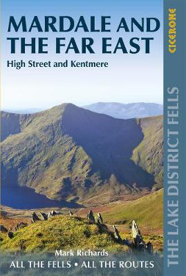 Picture of Walking the Lake District Fells - Mardale and the Far East: High Street and Kentmere