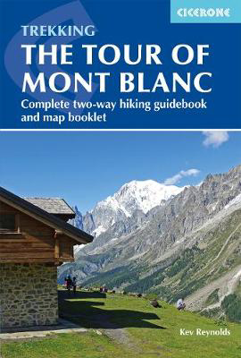 Picture of Trekking the Tour of Mont Blanc: Complete two-way hiking guidebook and map booklet