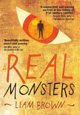 Picture of REAL MONSTERS (US edition)