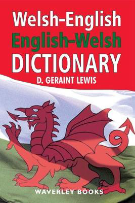 Picture of Welsh-English Dictionary, English-Welsh Dictionary