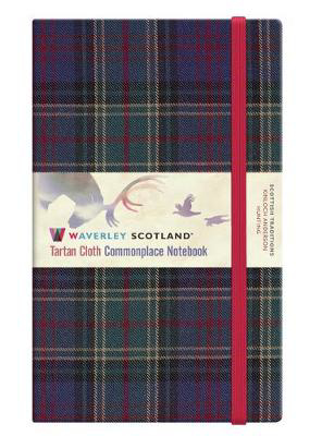 Picture of Hunting Tartan: Large: 21 x 13cm: Scottish Traditions