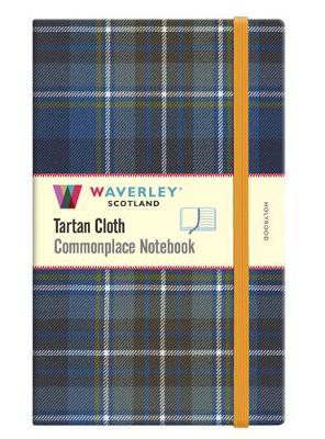 Picture of Waverley Holyrood Tartan Large Notebook: 21cm x 13cm