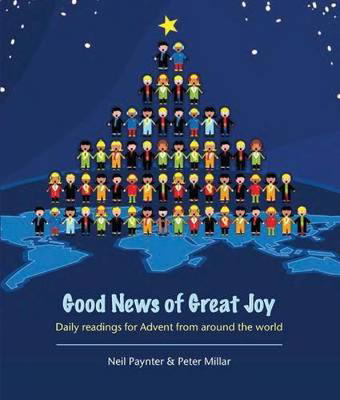 Picture of Good News of Great Joy: Daily Readings for Advent from Around the World
