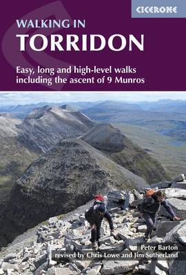 Picture of Walking in Torridon: Easy, long and high-level walks including the ascent of 9 Munros