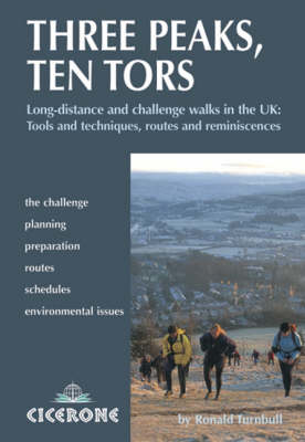 Picture of Three Peaks, Ten Tors: And other challenging walks in the UK