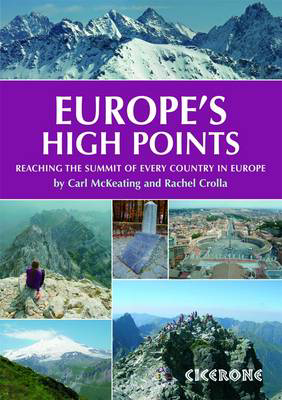 Picture of Europe's High Points: Reaching the summit of every country in Europe