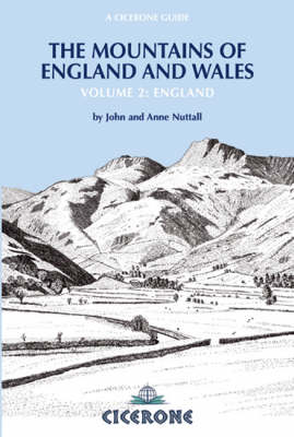 Picture of The Mountains of England and Wales: Vol 2 England
